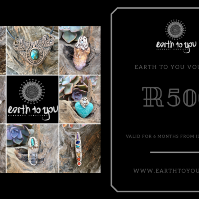 R500 Earth to You Voucher
